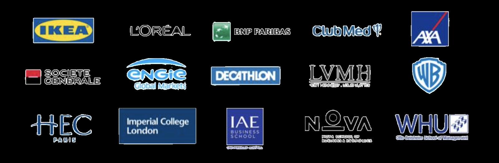 Universidades y Empresas