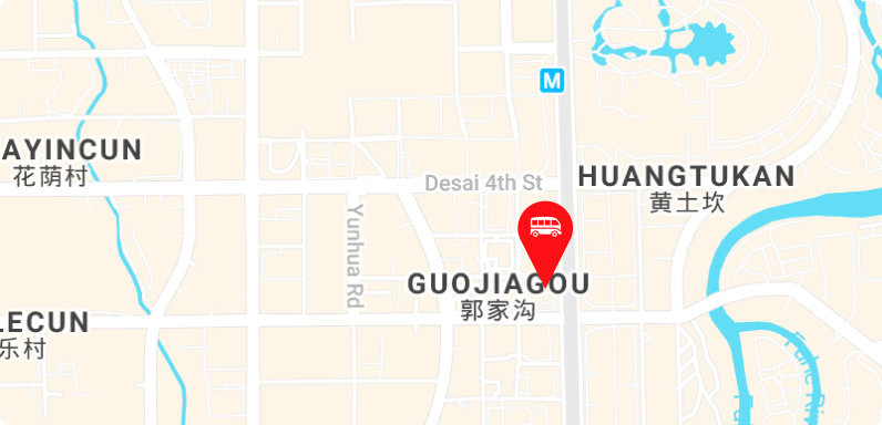 [china] chengdu map