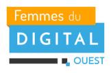 Logo Femmes du Digital Ouest